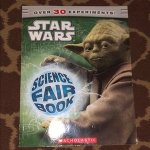 Star wars experiment book